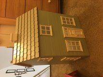 Pottery barn doll house with furniture in Camp Pendleton, California