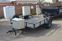"83"" Wide Motorcycle Trailer in Alamogordo, New Mexico"