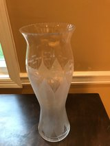 Etched Vase 14' tall in West Orange, New Jersey