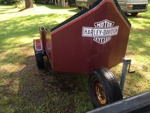 Harley Davidson Trailer in Cherry Point, North Carolina