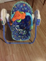 fisher price baby swing in Lakenheath, UK