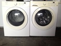 Frigidaire Washer and Dryer in Camp Pendleton, California