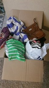 Huge box full of clothes! in Lawton, Oklahoma