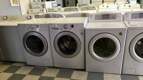 Frontload Washer and Dryer Machines in Camp Pendleton, California