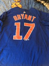 Men's xl Kris Bryant tee in Naperville, Illinois