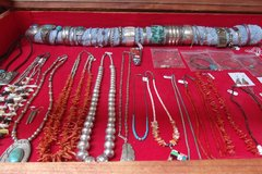 Sterling Silver and Turquoise Jewerly in Alamogordo, New Mexico