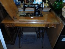 SEWING MACHINE SEIKOSHA & DESK reduced from $179 in Cherry Point, North Carolina
