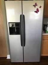 Refrigerator in Sandwich, Illinois