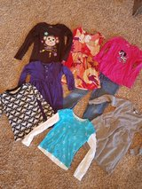 6x, 7/8 girls clothes, more than in pic in Lawton, Oklahoma