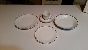 Set of Dishes in Chicago, Illinois