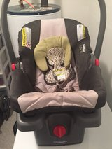 car seat, base, and stroller in Fort Leonard Wood, Missouri