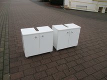 under the sink cabinets (2) in Ramstein, Germany