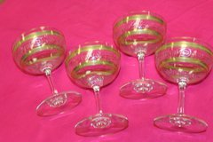 4 CHAMPAGNE GLASSES in Hopkinsville, Kentucky