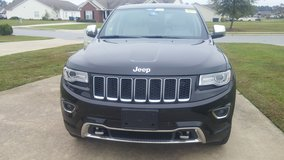 2014 JEEP GRAND CHEROKEE LIMITED 4X4 in Greenville, North Carolina