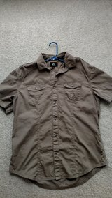 Rock & Republic Khaki Shirt large in Camp Pendleton, California