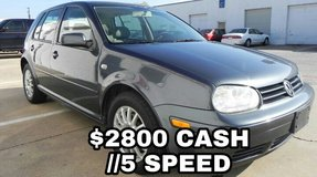 $2800 CASH in San Diego, California