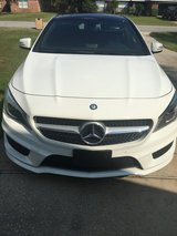2014 Mercedes Benz CLA 250 in Eglin AFB, Florida