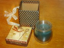 NIB lang gift candle in Chicago, Illinois