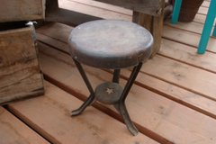 Antique Milking Stool in Alamogordo, New Mexico