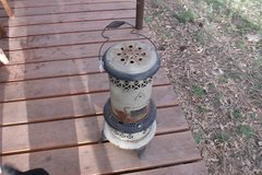 Antique Kerosene Heater in Alamogordo, New Mexico