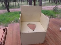 Antique Wooden Child's Potty Seat in Alamogordo, New Mexico