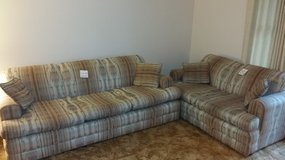 Couch and Love Seat in Naperville, Illinois