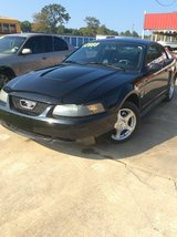 03 Ford Mustang in Fort Polk, Louisiana