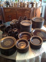 Franciscan Ware Jamoca Dishes in Chicago, Illinois