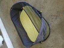 Foldable travel bassinet in San Diego, California