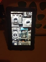 Kindle Fire in Fort Riley, Kansas