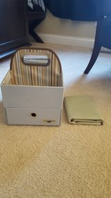 JJ Cole Diaper Caddy with 2 changing pads in Oswego, Illinois