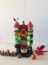 Imaginext dragon castle/dragon figure in Lawton, Oklahoma