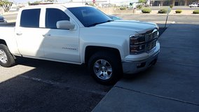 2014 Chevrolet Silverado Z71 4x4 in Davis-Monthan AFB, Arizona