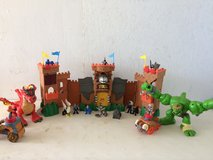 Imaginext castle/ogre in Lawton, Oklahoma