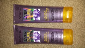 L'Oréal blonde shampoo and conditioner in Fort Campbell, Kentucky
