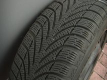 Honda 4 Wintertires on Rims 195/60R15 M&S in Baumholder, GE