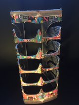 Cool Artistic Sunglasses Display Case in Spangdahlem, Germany