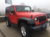 2016 Jeep Wrangler 4x4, AT with hardtop in Hohenfels, Germany