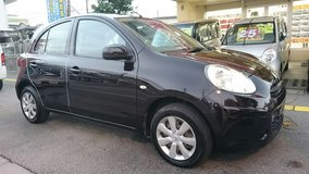 $3900 '10 NISSAN MARCH WITH NEW JCI AND 1 YR WARRANTY!! in Okinawa, Japan