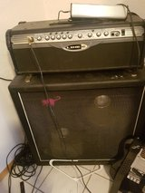 Line 6 Spider II 150w amp head and two speaker cabinet in Ramstein, Germany
