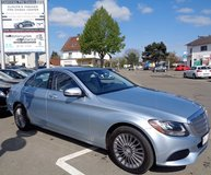 CERTIFIED 2016 MERCEDES C3004MATIC's in Ramstein, Germany
