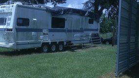 38' skyview 5TH WHEEL CAMPER in Moody AFB, Georgia