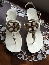 Sandals Designer- Tory Burch Size 10 in Ramstein, Germany