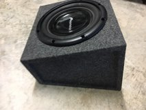 "12"" subwoofer in Camp Lejeune, North Carolina"