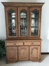 Dining Room set W/China Cabinet in DeKalb, Illinois