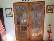 Doors~French Doors w/Stile & Rail~ Reduced I need these out of my Garage in Sandwich, Illinois