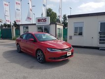 2016 Chrysler 200s in Aviano, IT