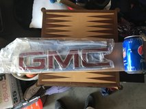Gmc tailgate emblem brand new in Fairfield, California