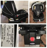Graco Carseat with Base in Wiesbaden, GE