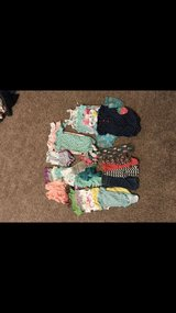 Newborn through 6 months girls outfits in Olympia, Washington